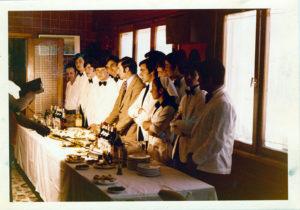 1ª Festa do Salmón A Estrada 1974