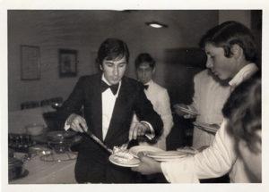 Servizo de Buffet-1975