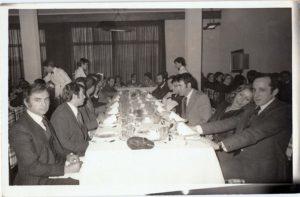 Comida grupo empresas 1971